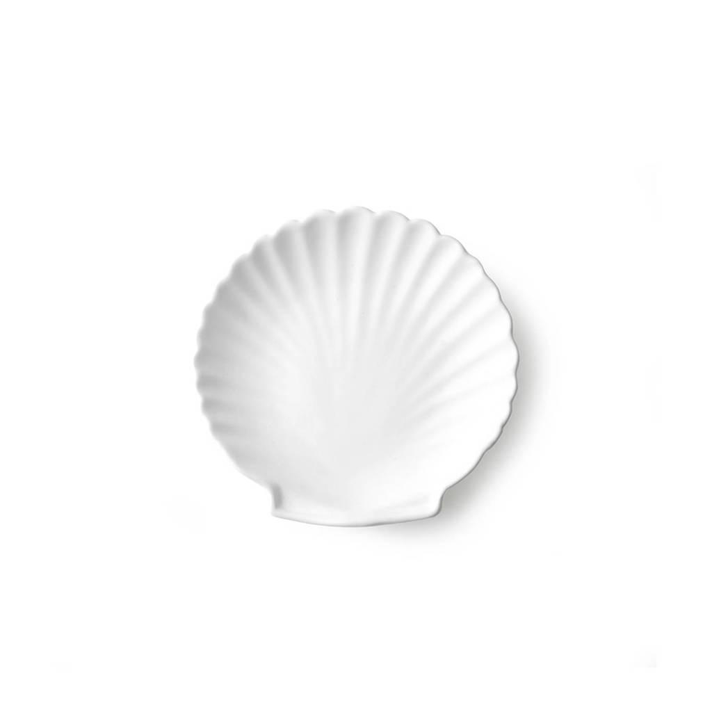 HKliving Athena onderbord (Ø14 cm), Wit