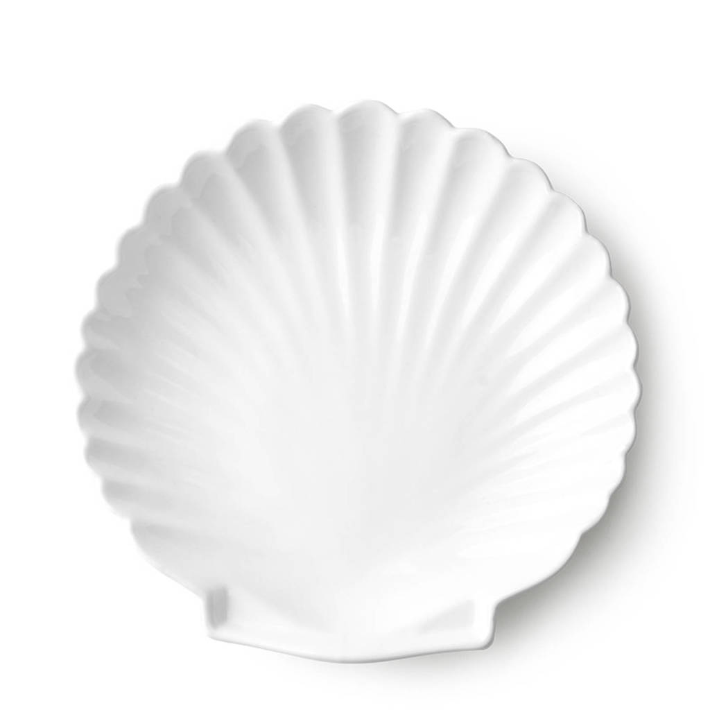 HKliving Athena onderbord (Ø20 cm), Wit
