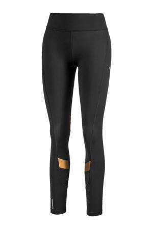 sportbroek zwart/goud