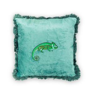 sierkussen Chameleon (40x40 cm)