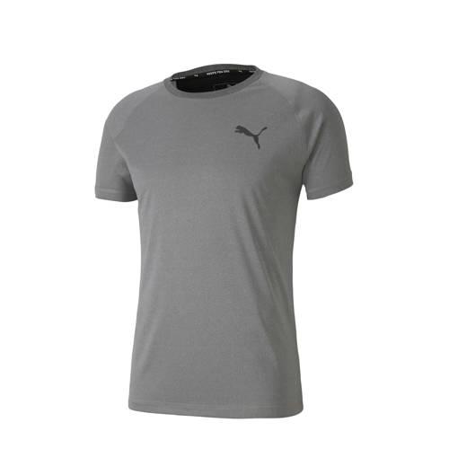 Puma T-shirt grijs