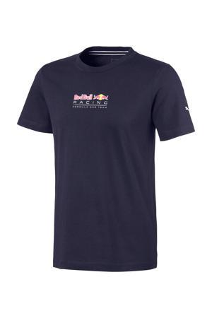 Red Bull Racing T-shirt donkerblauw