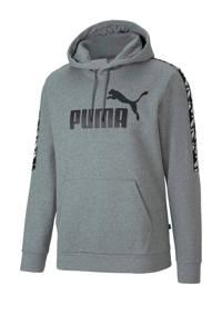 Puma   hoodie grijs, Grijs
