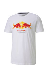 Puma Red Bull Racing T-shirt wit, Wit