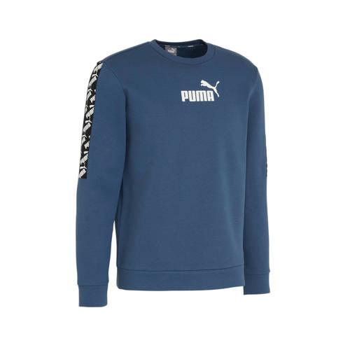 Puma sweater blauw