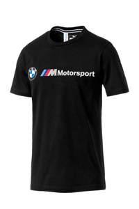Puma   BMW M Motorsport T-shirt zwart, Zwart