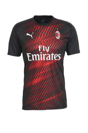 Senior AC Milan voetbal T-shirt
