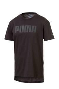 Puma   sport T-shirt antraciet, Antraciet