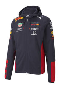 Puma   Red Bull Racing vest donkerblauw, Donkerblauw