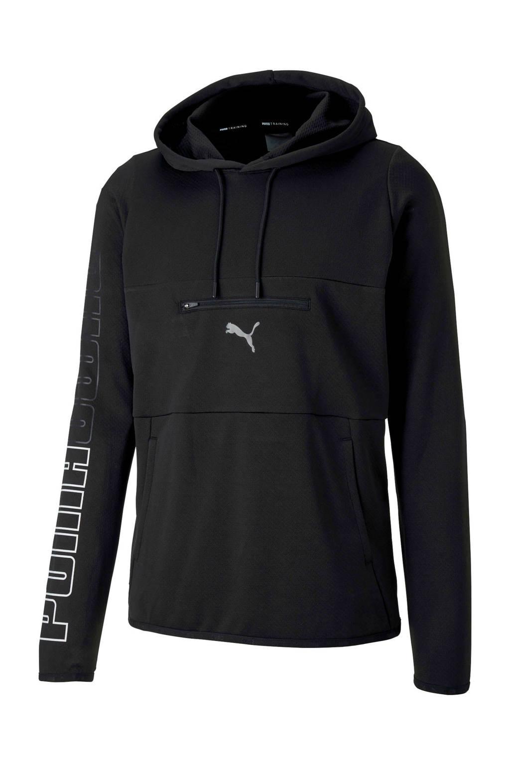 Puma   sportvest zwart, Zwart