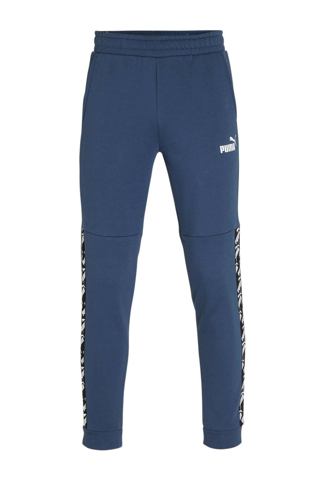 Puma joggingbroek blauw, Blauw