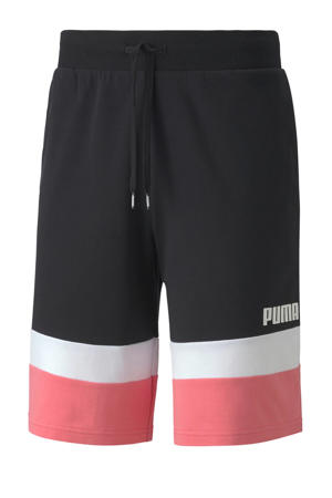short zwart/wit/rood