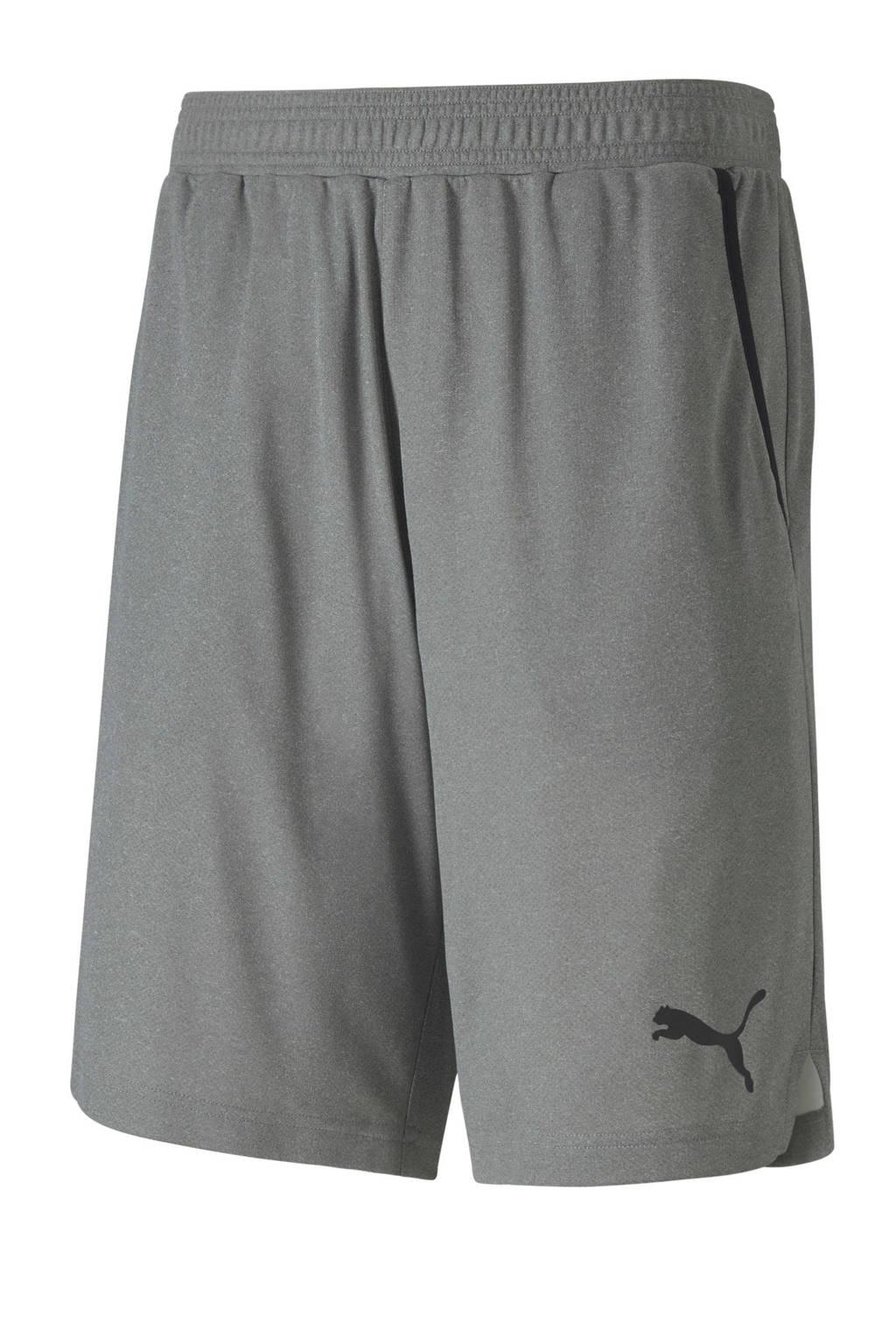 Puma short grijs, Grijs