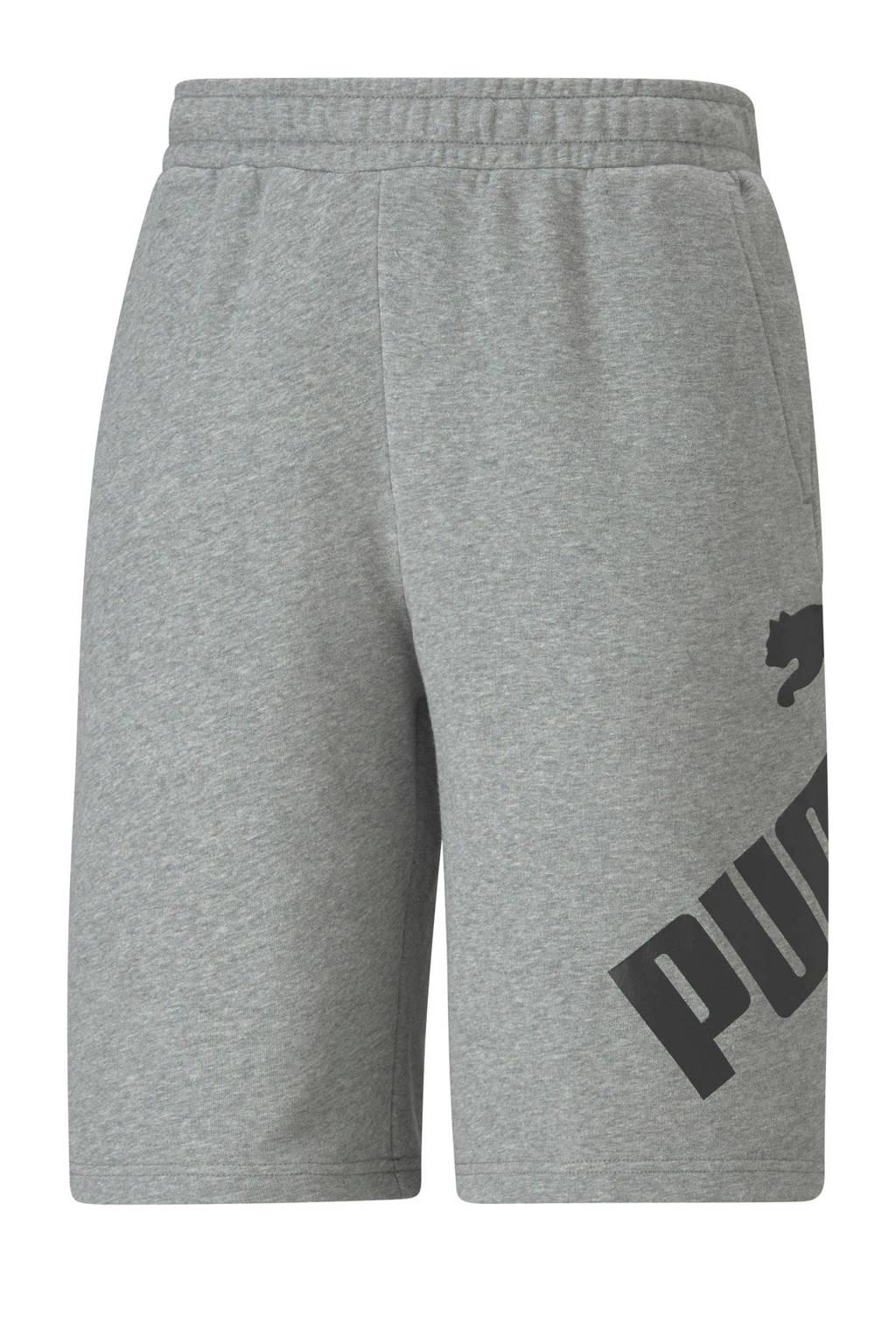 Puma   joggingshort grijs, Grijs