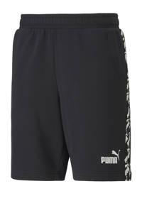 Puma   joggingshort zwart, Zwart