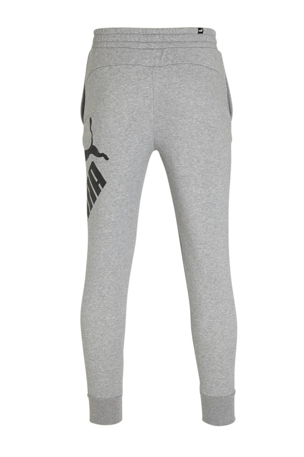 Puma   joggingbroek grijs, Grijs melange