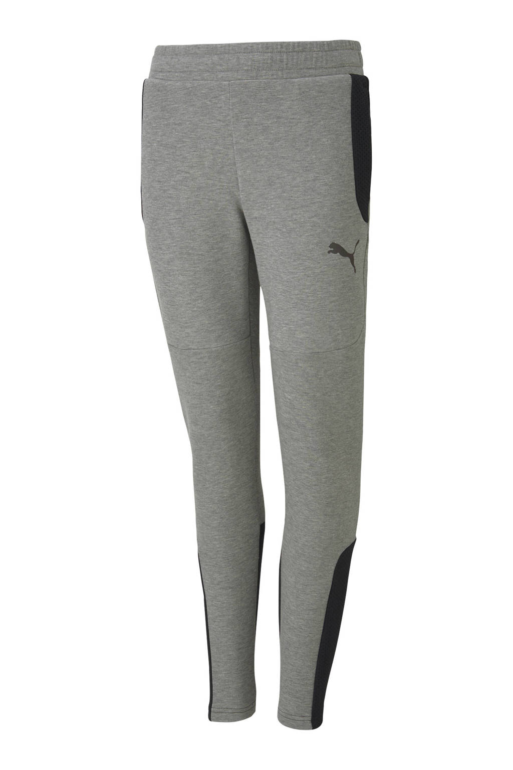 Puma   joggingbroek grijs/zwart, Grijs/zwart