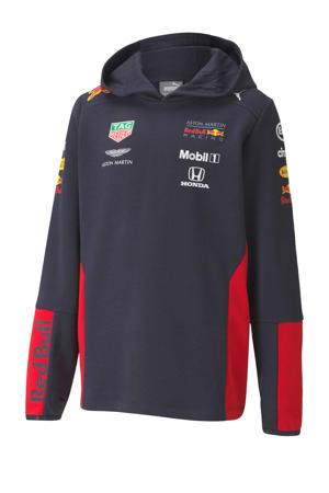 Red Bull Racing hoodie donkerblauw