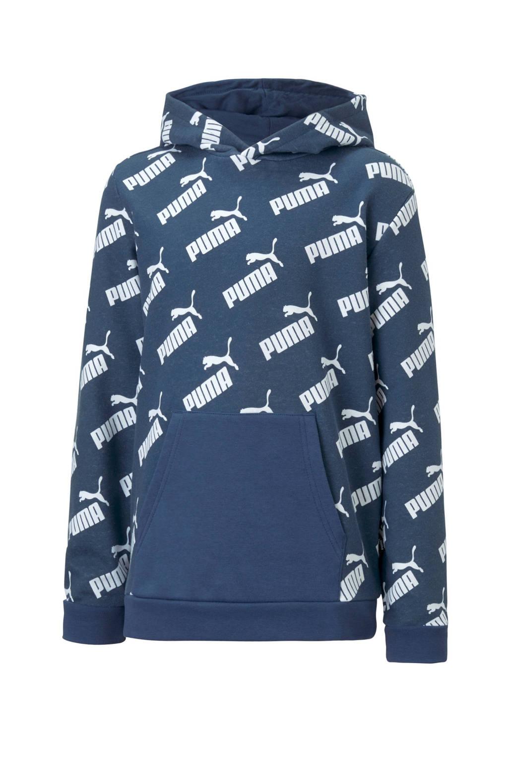 Puma   vest denimblauw, Denimblauw