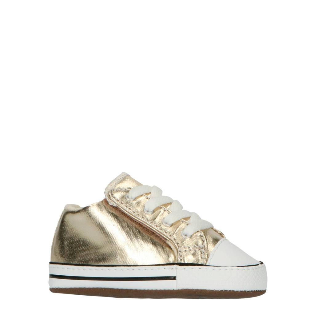 Converse Chuck Taylor All Star Cribster Mid babyschoenen goud, Goud