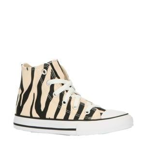 Chuck Taylor All Star HI sneakers  zwart/zand/wit