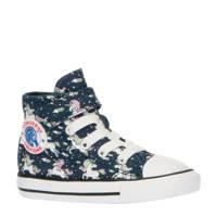 Converse Unicons Chuck Taylor All Star 1V halfhoge sneakers blauw/multi, Blauw/multi
