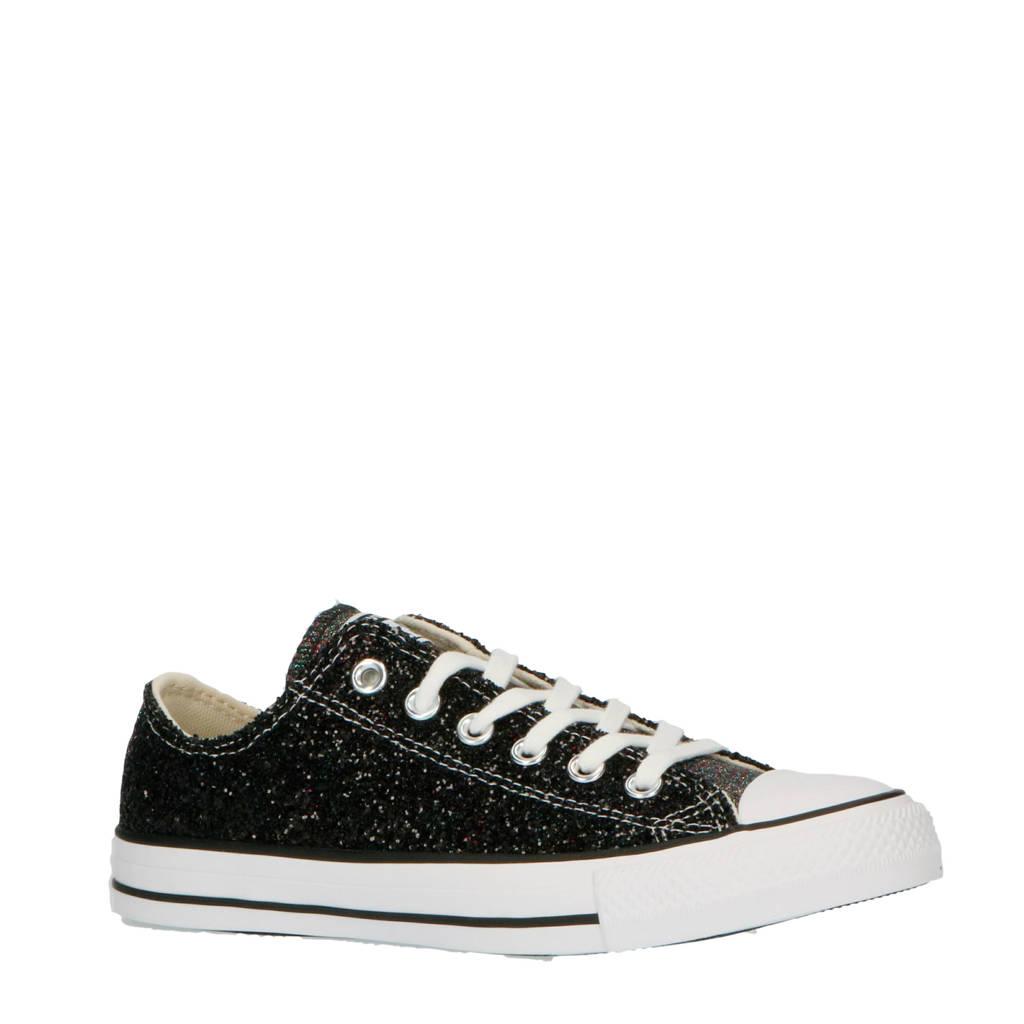 Converse Chuck Taylor All Star  sneakers zwart/glitters, Zwart