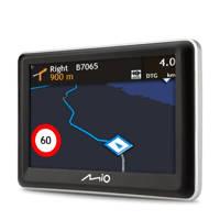 Mio Spirit 7700 LM TRUCK Full EU navigatiesysteem, Zwart