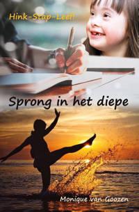 Hink-Stap-Leef!: Sprong in het diepe - Monique van Goozen