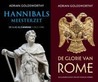 Hannibals meesterzet en Glorie van Rome - pakket - Adrian Goldsworthy