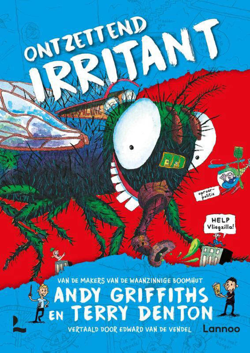 Ontzettend irritant - Andy Griffiths