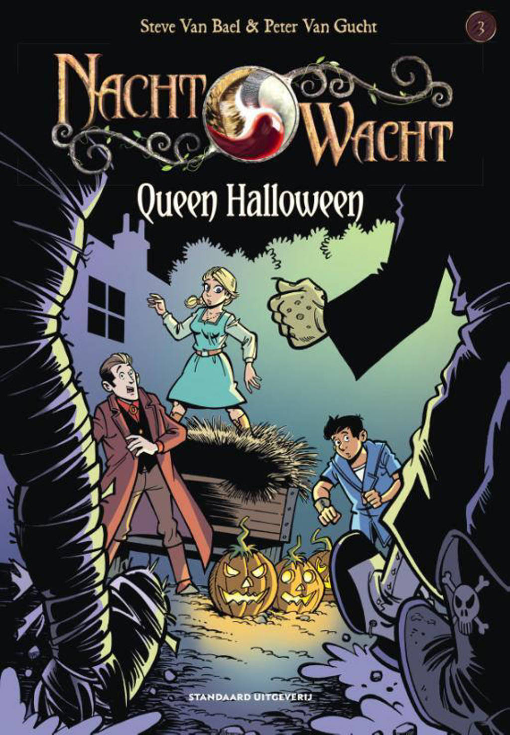 Nachtwacht: Queen Halloween - Steve Van Bael en Peter Van Gucht