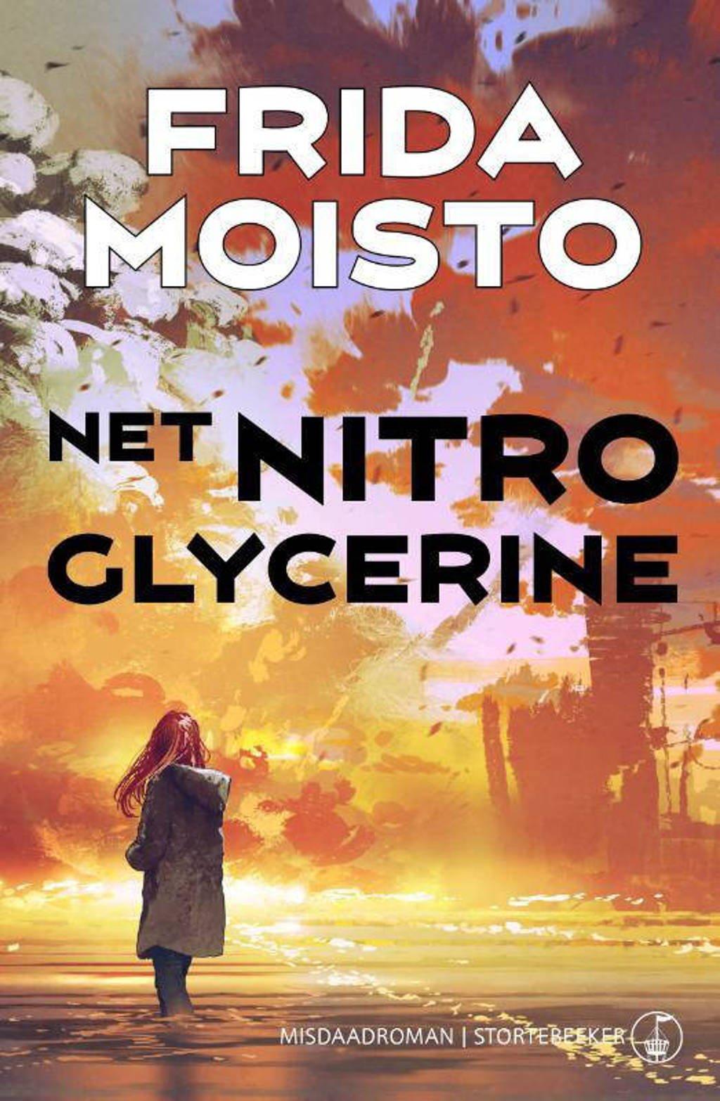Lisa Engström: Net nitroglycerine - Frida Moisto