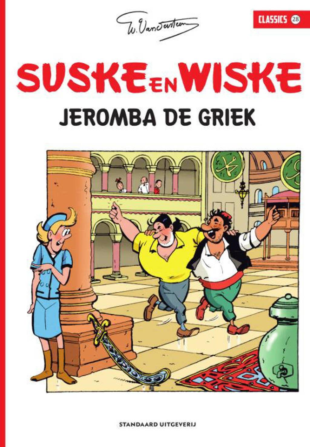 Suske en Wiske Classics: Jeromba de Griek - Willy Vandersteen