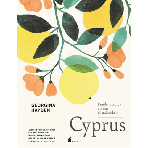 Cyprus - Georgina Hayden
