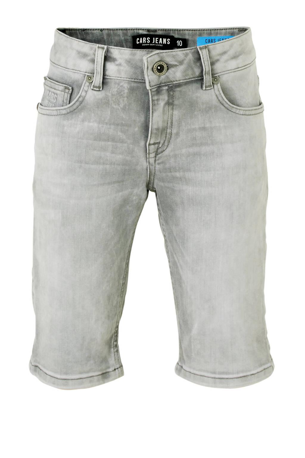 Cars jeans bermuda Tranes grijs, Grijs
