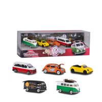Majorette  Giftpack Volkswagen 5 stuks, Multi