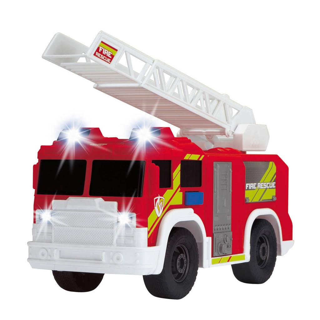 Dickie  Brandweerauto, Rood
