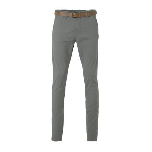 Tom Tailor slim fit chino castlerock grey