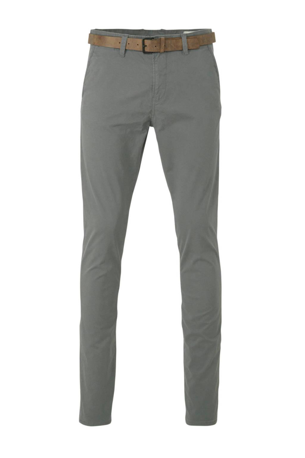 Tom Tailor slim fit chino castlerock grey, Castlerock Grey