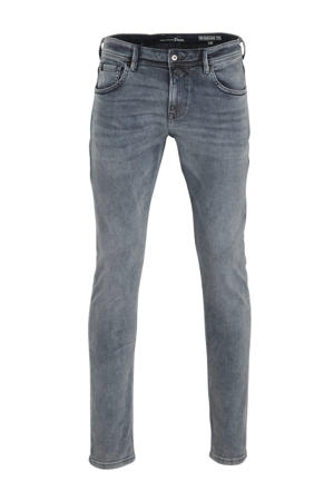 slim fit jeans Piers grijs