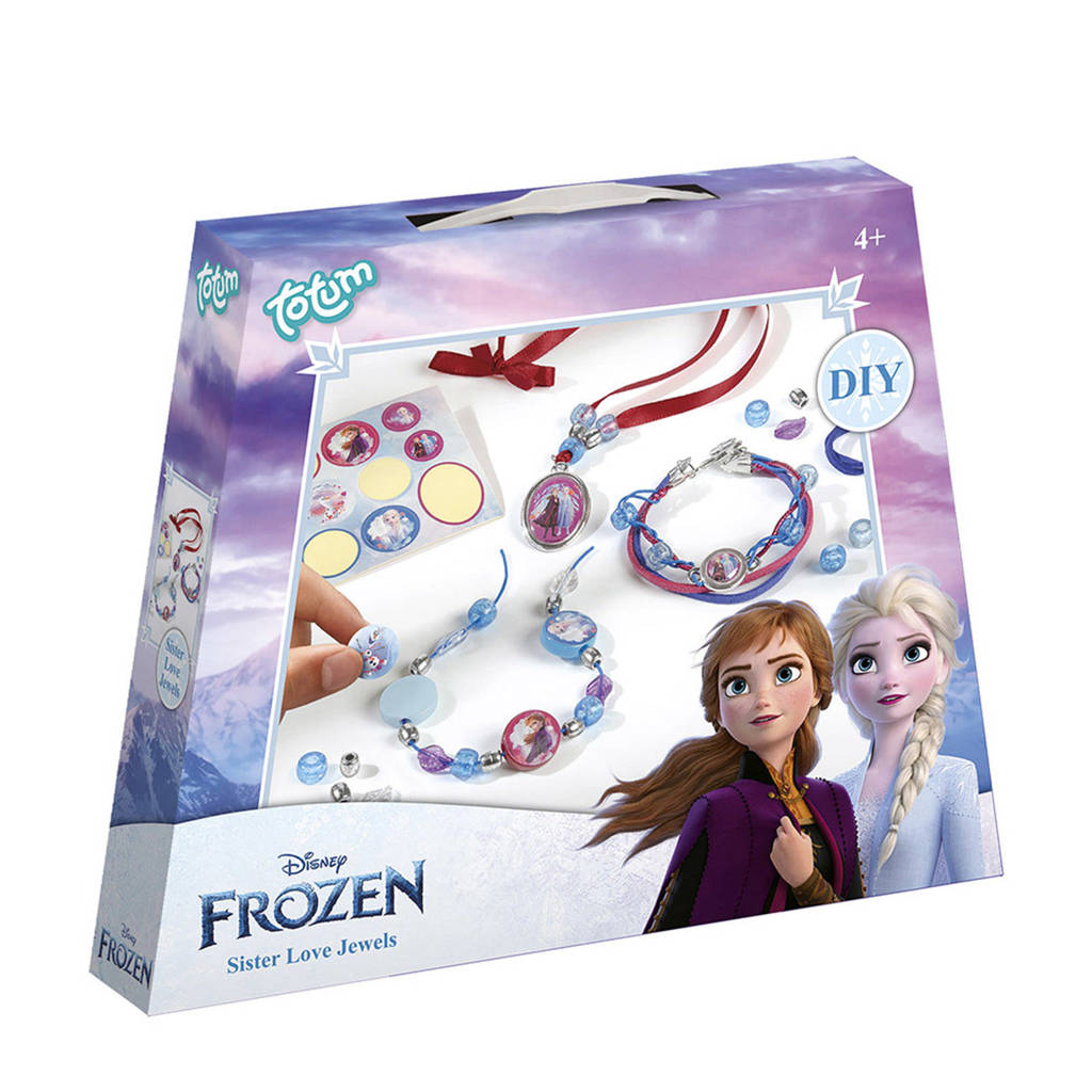 Disney Frozen 2  Sister Love Jewels