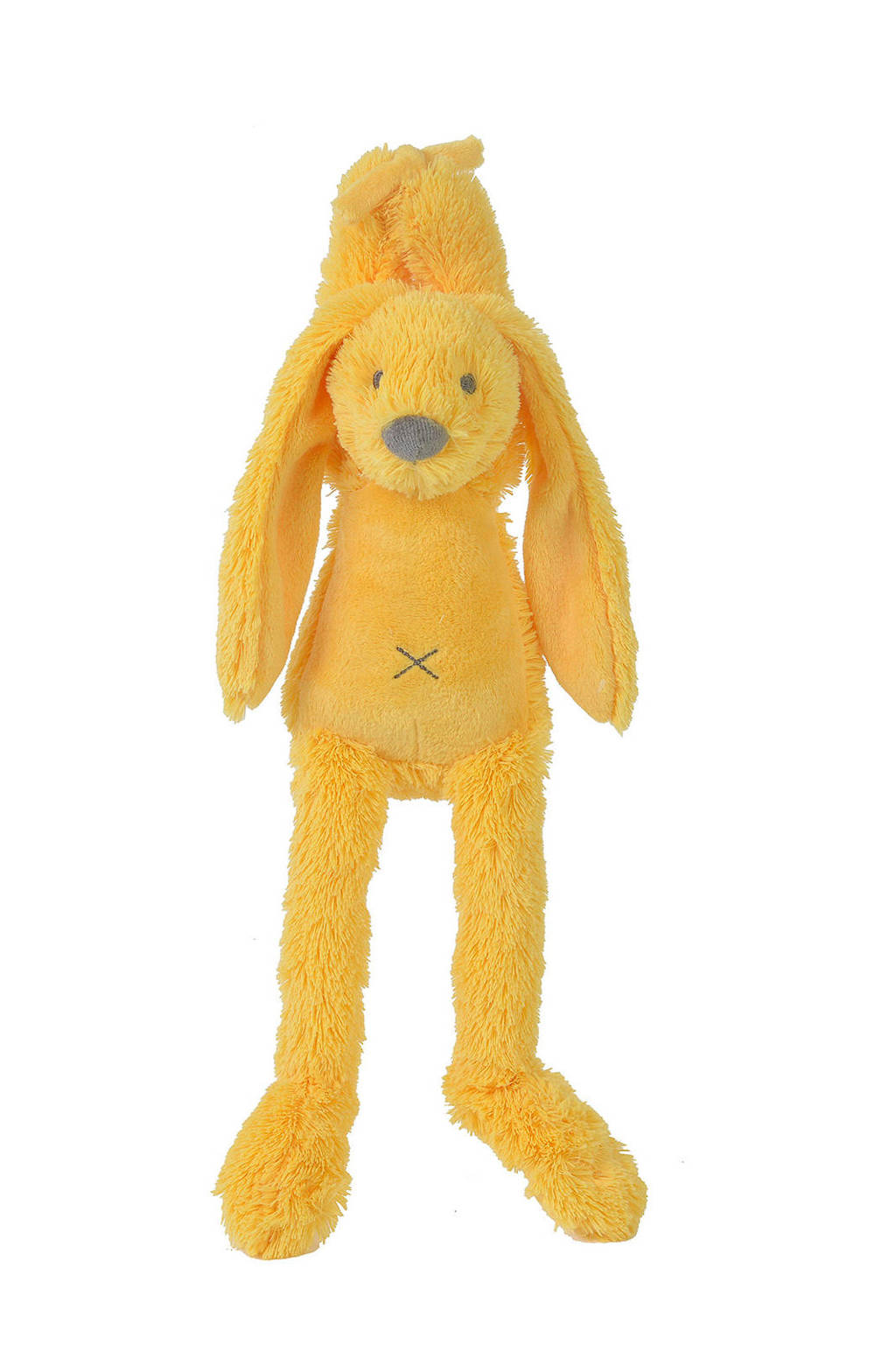Happy Horse Yellow Rabbit Richie Musical knuffel 34 cm