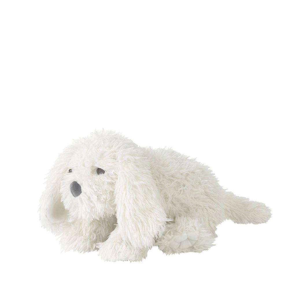 Happy Horse Dog Duffy no. 2 knuffel 28 cm, Wit