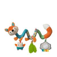 Infantino Soft - Go-Gaga - Spiral Activity Toy Fox, Multicolour