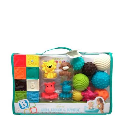 Infantino Sensory - Ball Block Buddies
