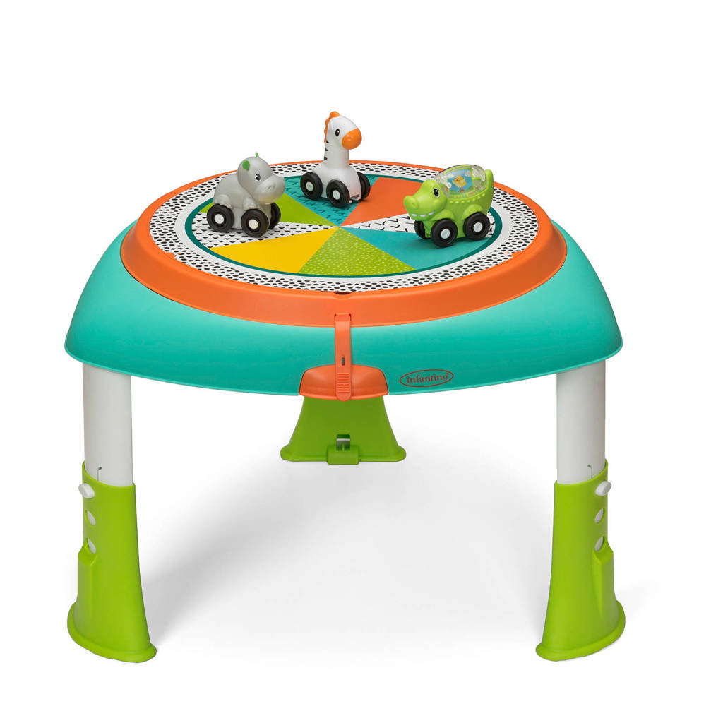 Infantino  Main - Sit, Spin & Stand entertainer360 seat & activity table