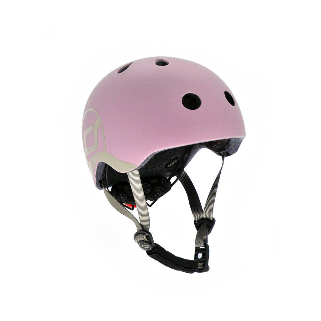 Scoot & Ride Helm XS - Rose (96323)