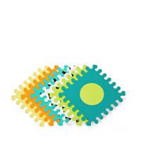 Infantino Main - Soft Foam Puzzle Mat  vloerpuzzel 6 stukjes