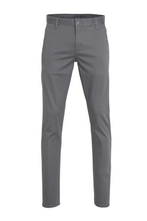 slim fit chino grijs